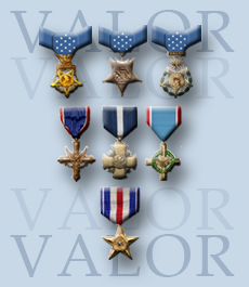 Image of Top 3 U.S. Military Medals of Valor